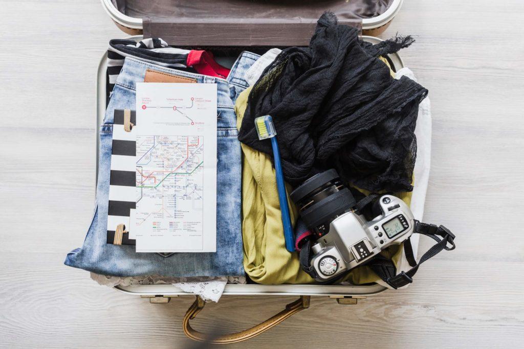 Consejos para deshacer la maleta después de las vacaciones