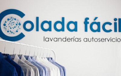 Las lavanderías, un sector de primera necesidad